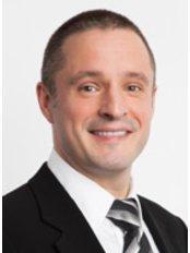 Dr Justin Glaister - Dentist at Bupa Dental Centre - Devonshire
