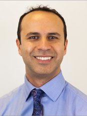 Dr Farkhooy . - Dentist at Rushey Green Dental Practice
