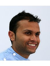 Dr Dipen Patel - Dentist at Mount Road Dental Surgery
