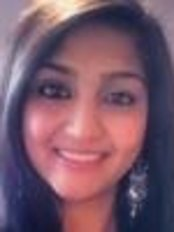 Dr Avani Shah - Dentist at Ark-G Dental and Cosmetics Centre