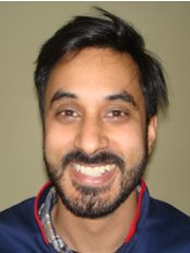 Dr Ritesh Gajree - Associate Dentist at Croydon Dental Care