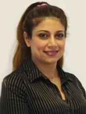 Dr Morvarid Simiab - Orthodontist at Nova Dental Care