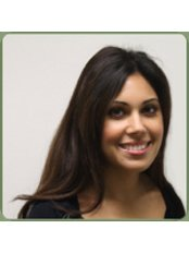 Dr Huma Talat - Dentist at Simone & Christian Small Edgware Dentists