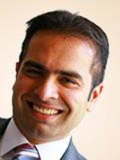 Dr Victor Gehani - Associate Dentist at Finchley Dental Lounge
