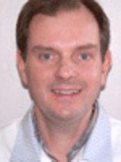 Dr Mund Geradts - Principal Dentist at The Fencepiece Dental Practice