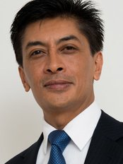 Dr Anil Shrestha - Principal Dentist at Lister House ICED