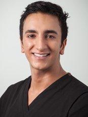 Dr Kishan Raichura - Dentist at Islington Green Dental Practice