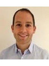 Dr Ben Lauffer -  at Charles Landau Dentistry