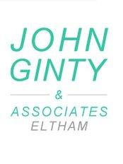 John Ginty and Associates - 19 Glenshiel Road, Eltham, London, SE9 1AQ,  0