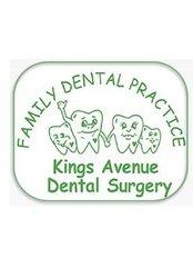 Kings Avenue Dental Surgery - 41 Kings Avenue, Muswell Hill, London, N10 1PA,  0
