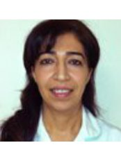 Dr Najme Shokrollahi - Dentist at Advance Dental Care