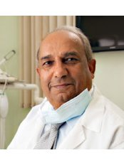 Dr Allahbux Javed - Orthodontist at Confident Smile Dental Practice - Hampstead Garden Suburb