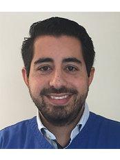 Dr Christos  Theocharides - Associate Dentist at Museum Dental Suites