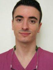 Cesar Muñoz -  at The Gill Clinic
