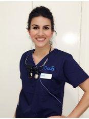 Dr Kamala  Aydazada - Dentist at Oasis Dental Care Kensington