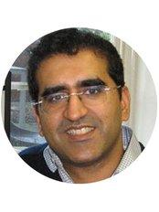 Dr Harneet Mangat - Principal Dentist at Greenwich Dental Practice
