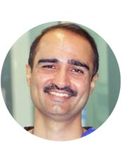 Dr Karun Sagar - Orthodontist at Greenwich Dental Practice