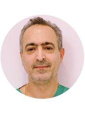 Dr Mehrdad Semeskandehi - Dentist at Greenwich Dental Practice