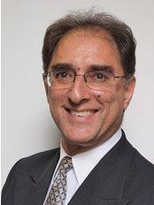 Dr Joe Omar MB BCh, DA, MRCA  -  at White House Dental Clinic - Richmond