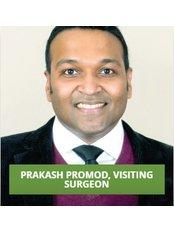 Mr Prakash Promod -  at Western Road Dental Practice