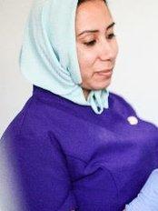 Dr Nisreen Najefi - Associate Dentist at Saifee Dental Care