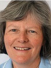 Dr Christine Hensley - Principal Dentist at Cheam Road Dental Practice