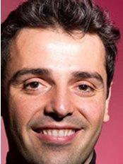 Dr Ilias Marinopoulos - Dentist at Ten Dental Orthodontics - Clapham Orthodontic Clinic