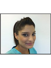 Dr Kreena Patel - Dentist at Brigstock Dental Practice‎
