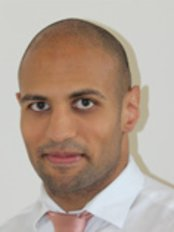 Dr Davesh Patel  - Dentist at Brigstock Dental Practice‎