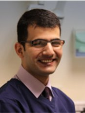 Dr Ahmed Said - Associate Dentist at Wandsworth Dental Centre