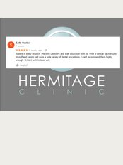 Hermitage Clinic - 1 Hermitage Court, 41 Wapping High Street, London, E1W 1NR,