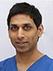 Dr Mitesh Patel -  at Bupa Dental Centre - Columbus Courtyard