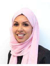 Dr Nazia Choudhury - Principal Dentist at Augustus Road Dental Practice