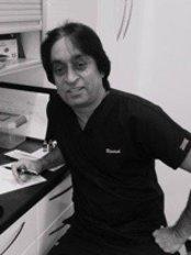 Dr Dinesh Vegad - Dentist at Fiveways Dental Practice