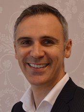 Dr James Garside - Principal Dentist at Hunts Cross Dental Centre