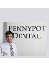 Dr Naishad Patel - Principal Dentist at Pennypot Dental-Ashford