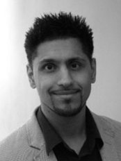 Dr Aman Ruprah - Dentist at The Staines Centre of Dental Excellence