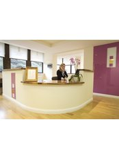 Cherrybank Dental Spa - Edinburgh - Cherrybank Front Desk Reception