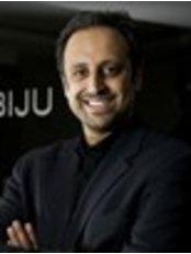 Dr Biju Krishnan - Principal Dentist at Lubiju Dental - Edinburgh