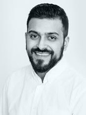 Dr Omar Rana - Dentist at Meadowbank Dental Practice