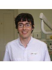 Dr Peter McNally - Dentist at Pilrig Dental Practice