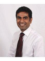 Dr Kiran Arkala -  at Corner House Dental Surgery