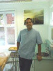 Dr Mario Gomez - Principal Dentist at Norwich Street Dental Surgery