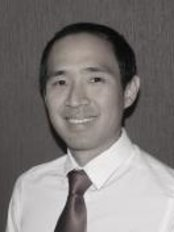 Dr Raymond Chaw -  at The Newmarket Road Dental Clinic - Sameer Shah