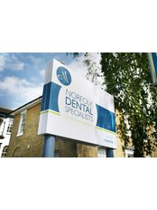 Norfolk Dental Specialists - Norfolk Dental Specialists Street sign