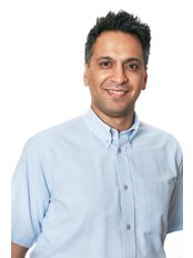 Dr Imran Sharif - Dentist at Norfolk Dental Specialists