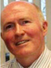 Dr Pearse Stinson - Principal Dentist at The Smile Spa