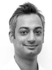 Dr Gursh Bajwa - Principal Dentist at The Smile Spa