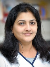 Dr Pravina Garde - Dentist at Shams Moopen - Desborough