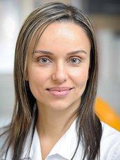 Dr Eva Fernandez Jimenez - Dentist at Shams Moopen - Desborough